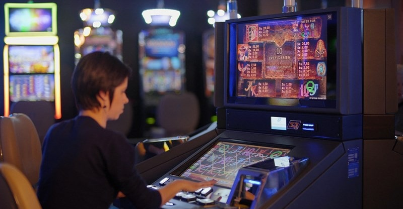 online slot page gaming
